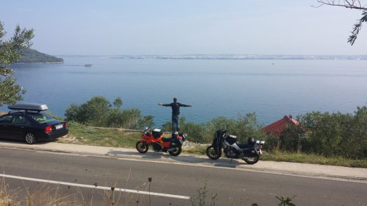 Insel 2 Richtung Zadar