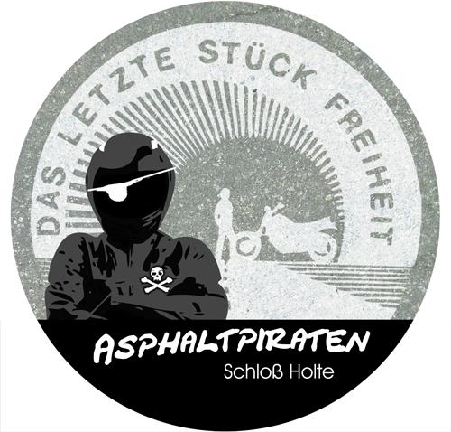 Asphaltpiraten – Motorradblog aus Schloß Holte