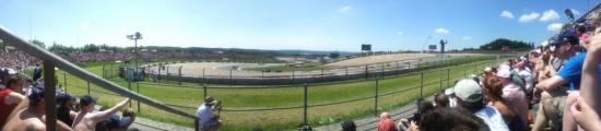 Formel 1 Zirkus in der eifel